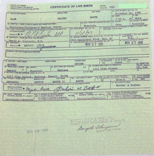 obama birth certificate fake pdf layers