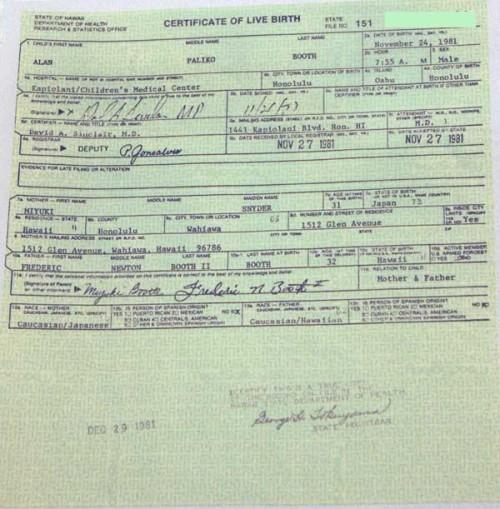 Legitimate birth certificate vs COLB | Citizen WElls