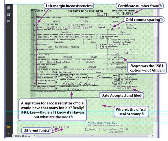 whitehouse.gov image aka obama birth certificate phony, adobe expert