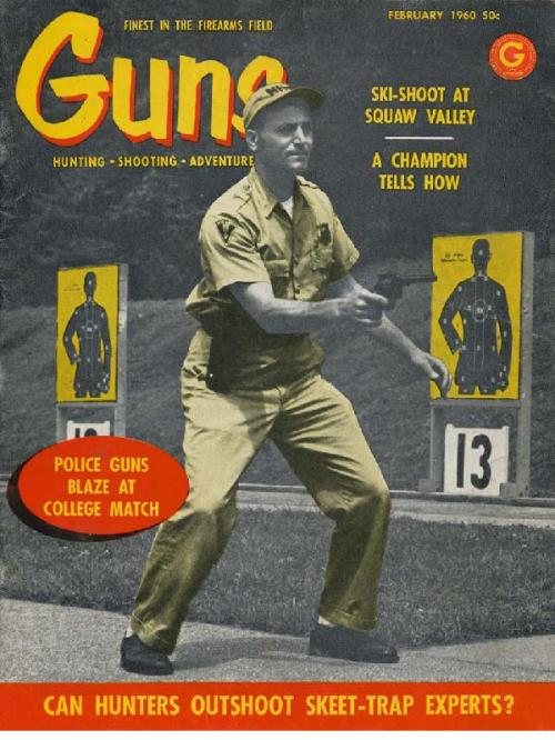 GunMagFeb1960