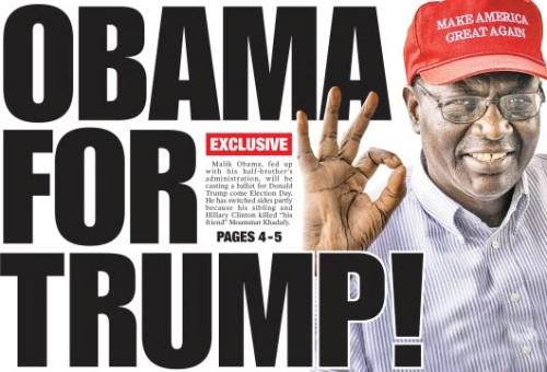 ObamaForTrump